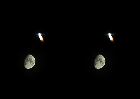 Launch of the 17th Beidou satellite