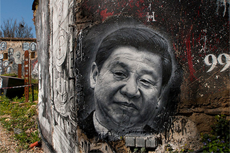 The smooth political succession from Deng to Jiang, Hu and lately Xi Jinping (pictured), has assured the world that Beijing's leaders are able to execute foreign policy consistently over a long timeframe. (Photo: Thierry Ehrmann / Flickr Commons)