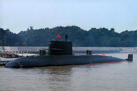 China's 039B Submarine