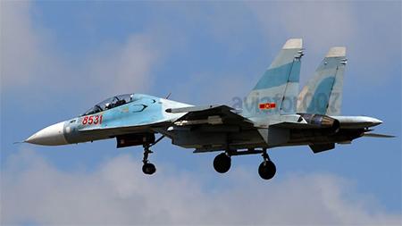 Vietnamese Su-30