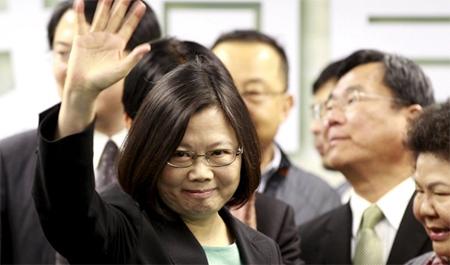 Taiwan's main opposition Democratic Progressive Party (DPP) leader Tsai Ing-wen is seen as a dangerous splittist by both Beijing and the US.