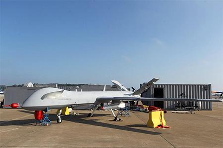 China's Yilong Drone