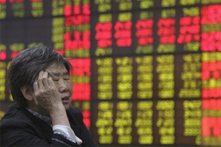 China is heading for a recession