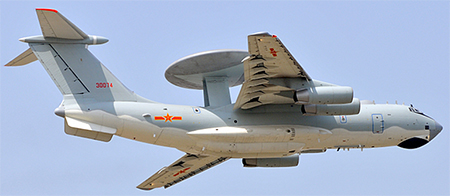KJ-2000 Airborne Early Warning and Control