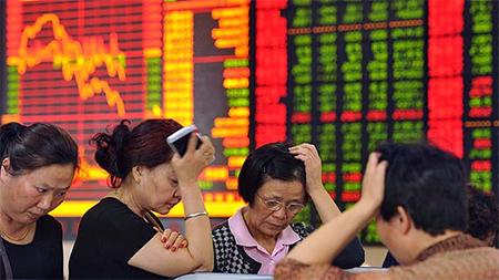 China Stock Crisis