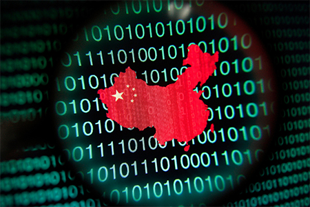 Us could target China with cyber sanctions.