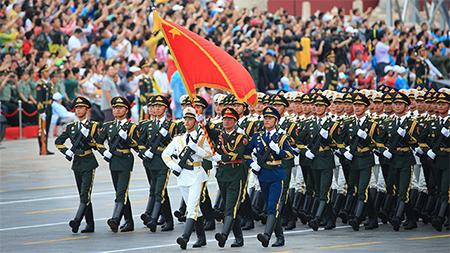 China Military Parade
