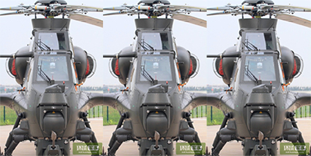 China says its Z-10 helicopter is better than the US Apache