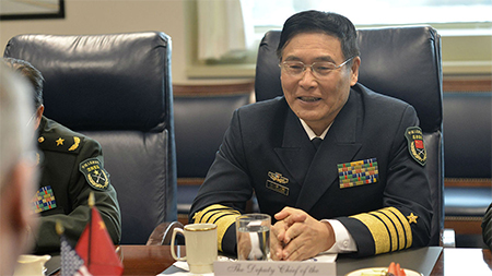 Admiral Sun Jianguo