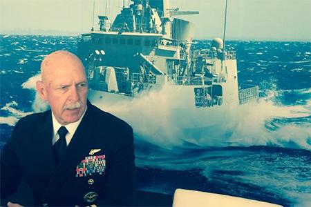 US Pacific Fleet commander Admiral Scott Swift.