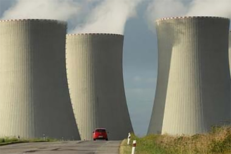Chinese Nuclear Reactor