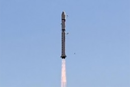 Launch of Jilin-1 satellite group