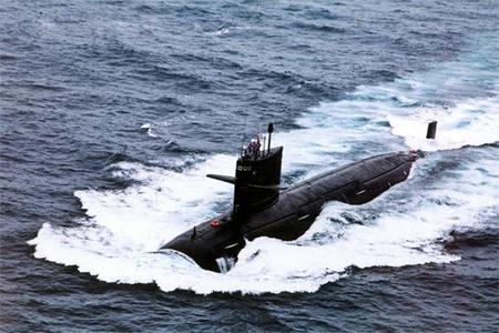 Chinese Submarine