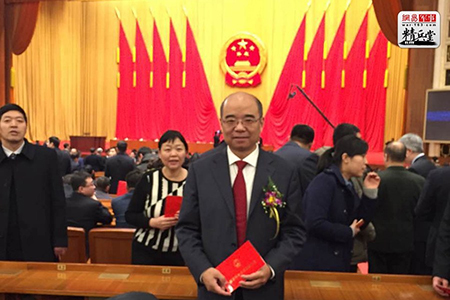 Xiang Libin is granted China's top annual science and technology award