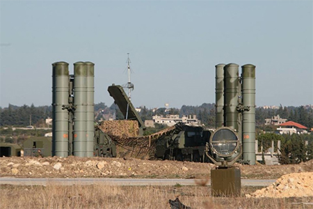 Russia's world most advanced S-400 air defence system