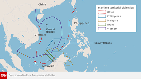 South China Sea Claims