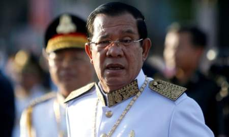 Cambodia's prime minister, Hun Sen, has accepted more than $600m in loans from China in the past two years.