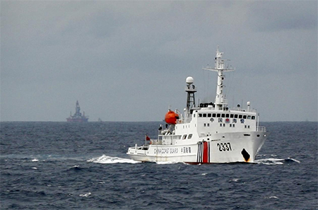 Chinese Coast Guard