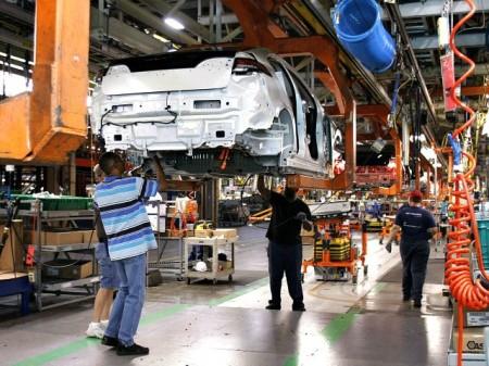 General Motors in Detroit