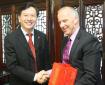Michael Spence and Jiang Sixian
