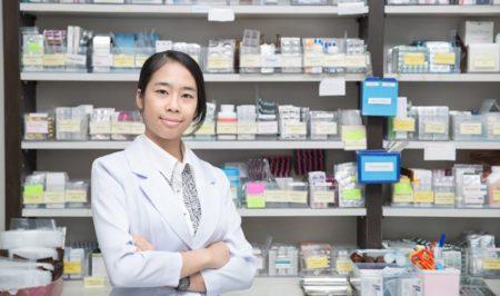 Chinese Drug Production