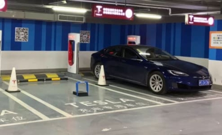 Chinese Electric Vehicle