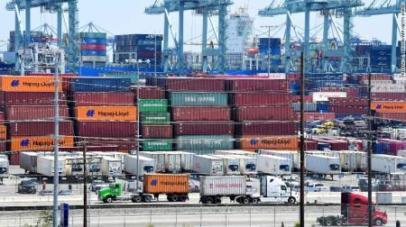 US Shipping Yard