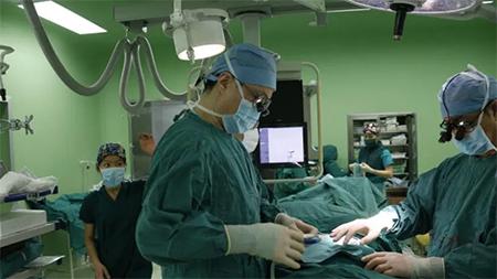 Chinese Surgeons