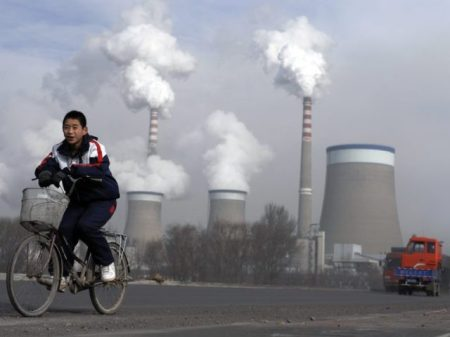 Coal Fired Power Plant in China
