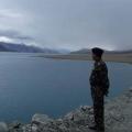 Indian Soldier in Ladakh