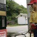 PetroChina Service Station