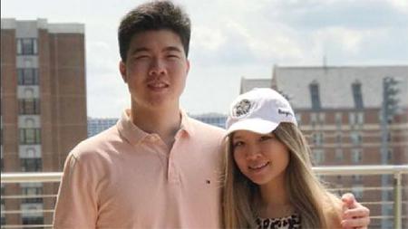 Victor and Cynthia Liu