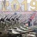 China's 2019 Military Parade
