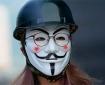 Masked Hong Kong Protester