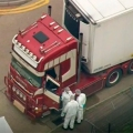 Truck Containing 39 Bodies