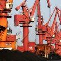 Coal At Lianyungang Port