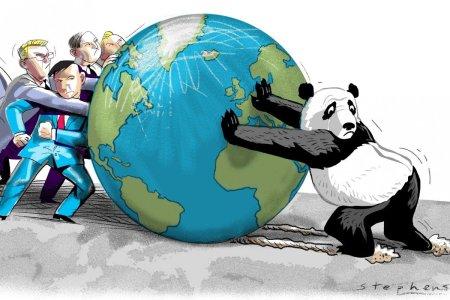 World Pushes Back Against China
