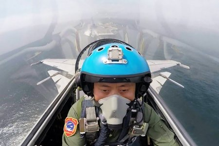 Chinese Fighter Pilot