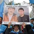 Uighur's Protesting