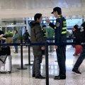 Coronavirus Screening in Wuhan