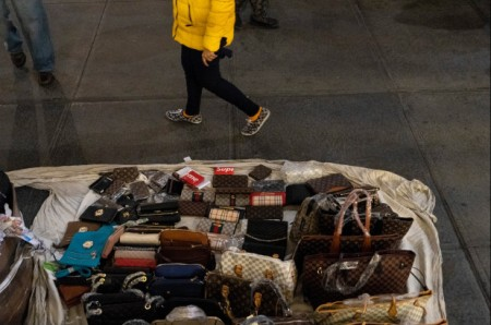 Fake Bags in China