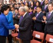 Liu Yandong and Stephen Schwarzman