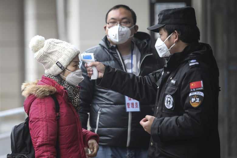 China is quarantining a city of 11 million to contain the Coronavirus