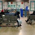 Union Hospital in Wuhan