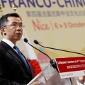Chinese ambassador to France Lu Shaye
