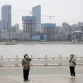 Yangtze River in Wuhan