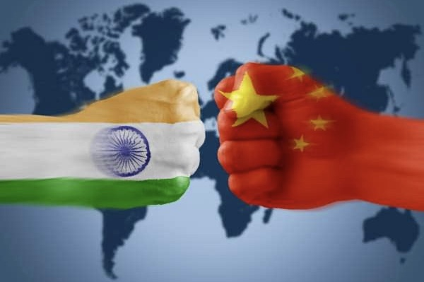 India and China: Eyeball to eyeball