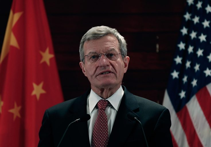 Obama's man in China is now Beijing's man in Washington
