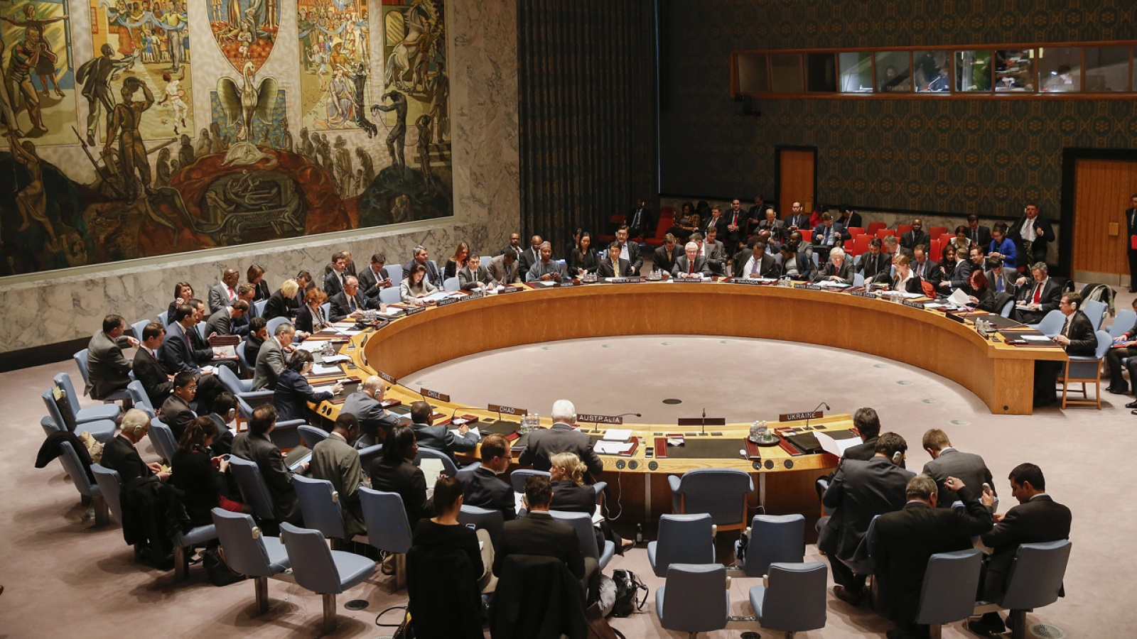 Policy beyond politics – The UN Security Council should urgently address Covid-19