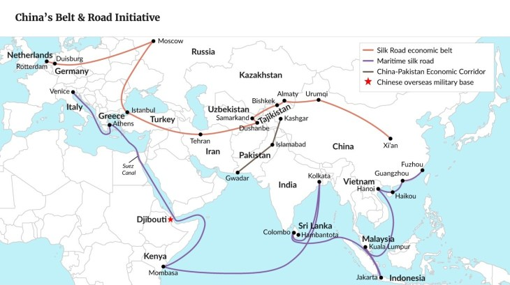 04 One Belt One Road